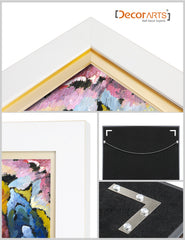 Decorarts Picture With An Archer Wassily Kandinsky Abstract Wall