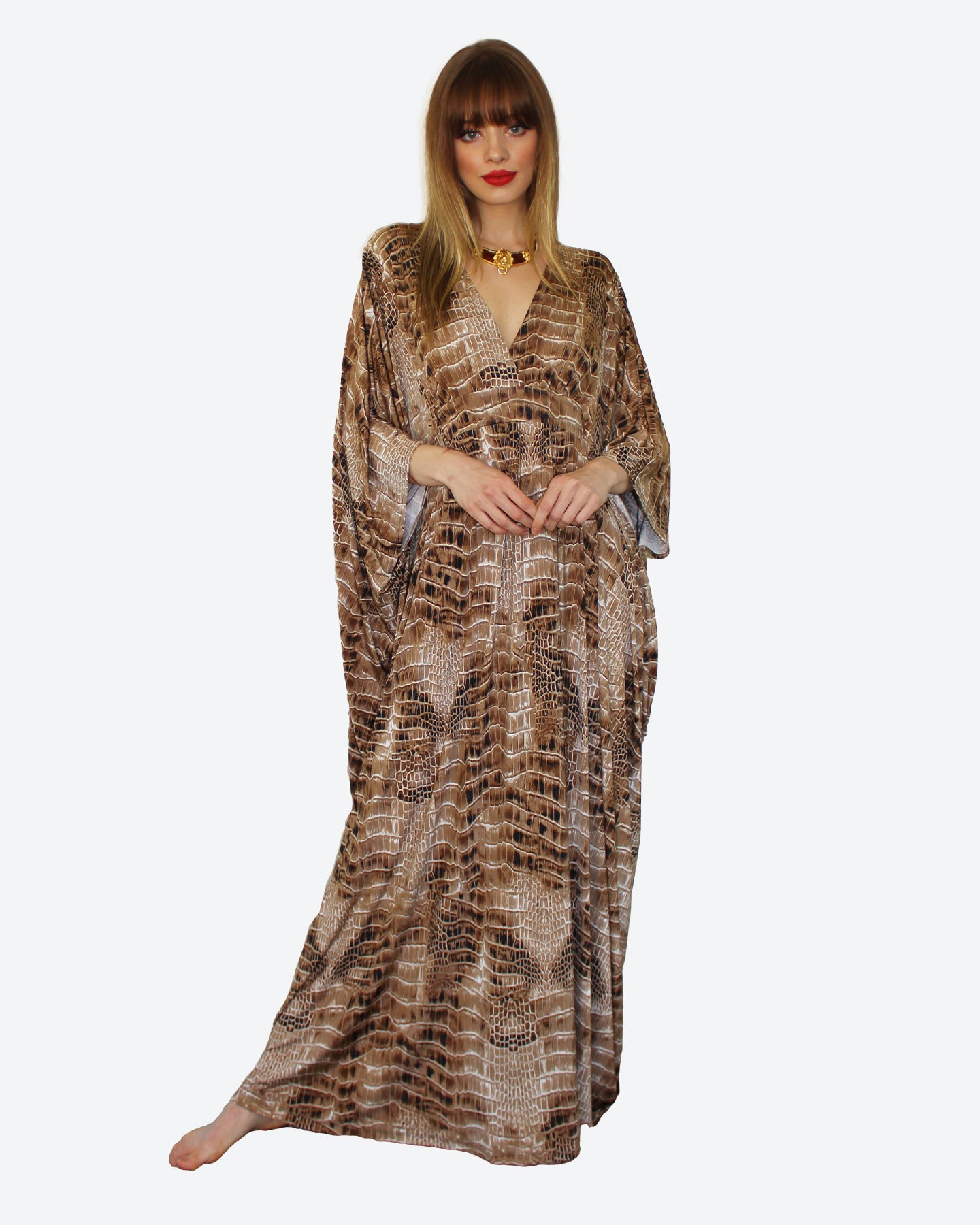 Croc  Palm Springs Caftan
