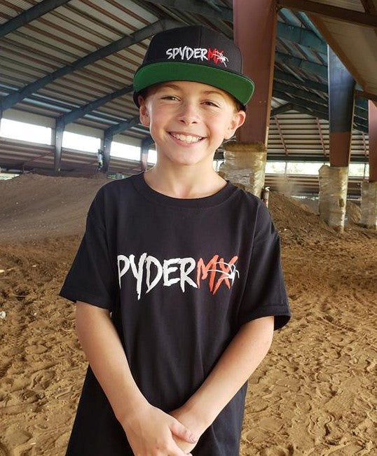 Kids Spyder Mx Shirt - Spyder MX