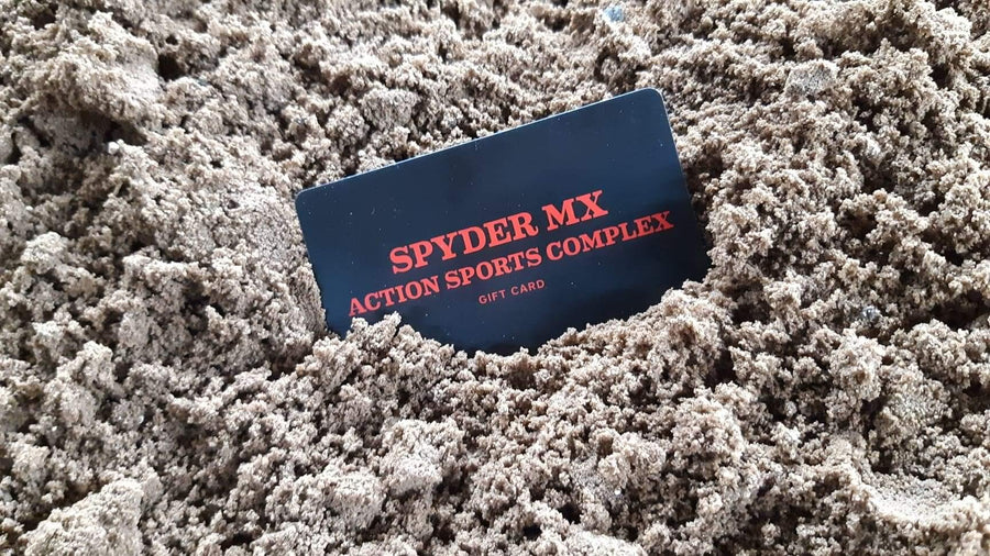 SPYDER MX GIFT CARD