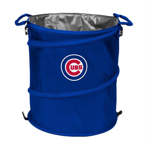 Logo Chair Chicago Cubs Collapsible 3-in-1 Cooler