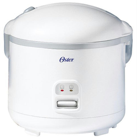 Oster 20 Cup Rice Cooker - White