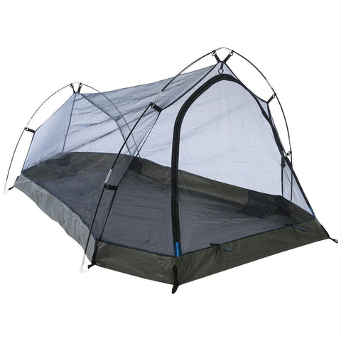 Alpine Mountain Gear Solo Plus Tent - Blue - Quantum Pride