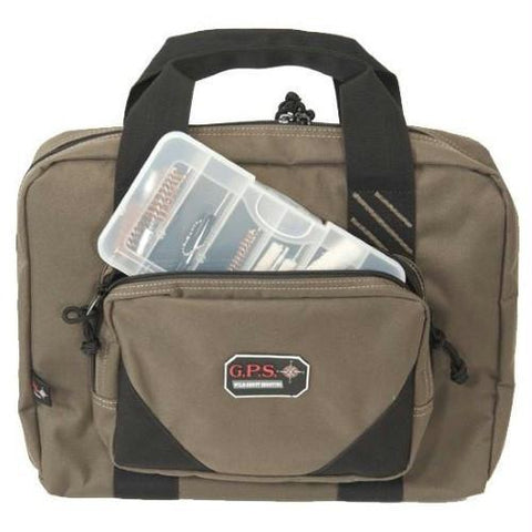 G.P.S. Sporting Clays Binder Olive GPS-1511SC