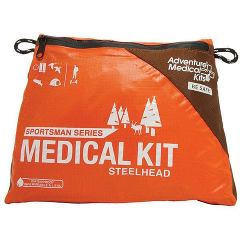 AMK Sportsman Steelhead Medical Kit Orange-Black - Quantum Pride