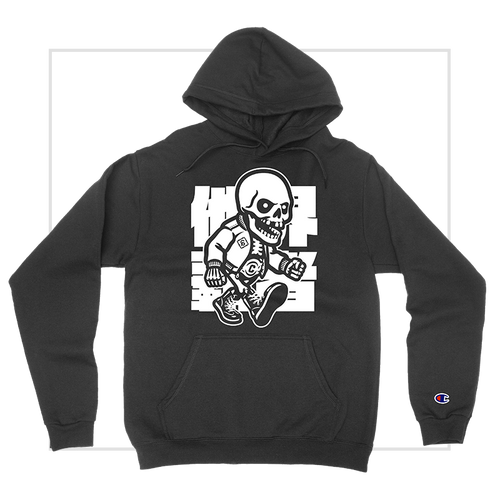 Death Champion Pullover Hooded Sweatshirt (5X Only)