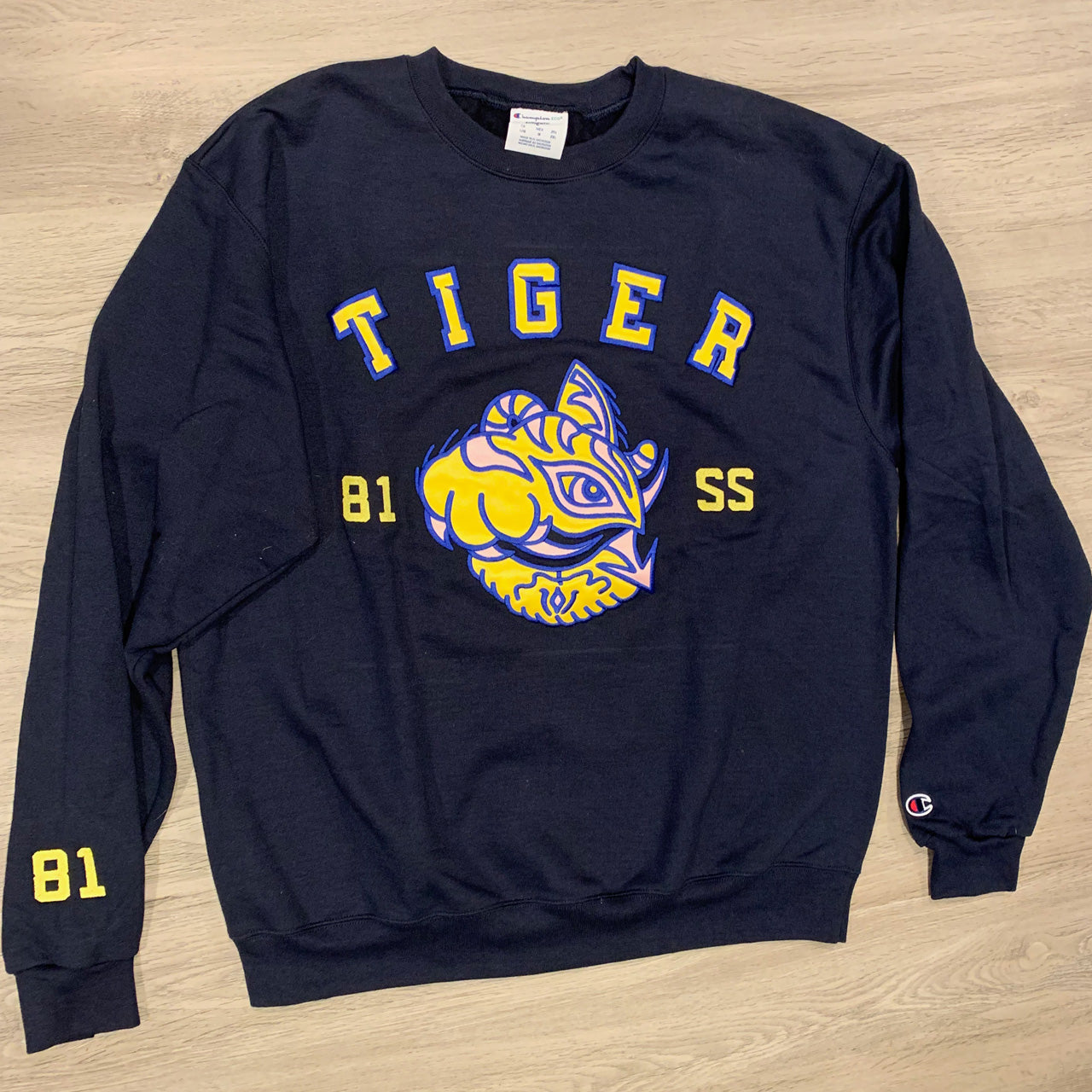 *PRE-ORDER* Team Tiger Crewneck Sweatshirt