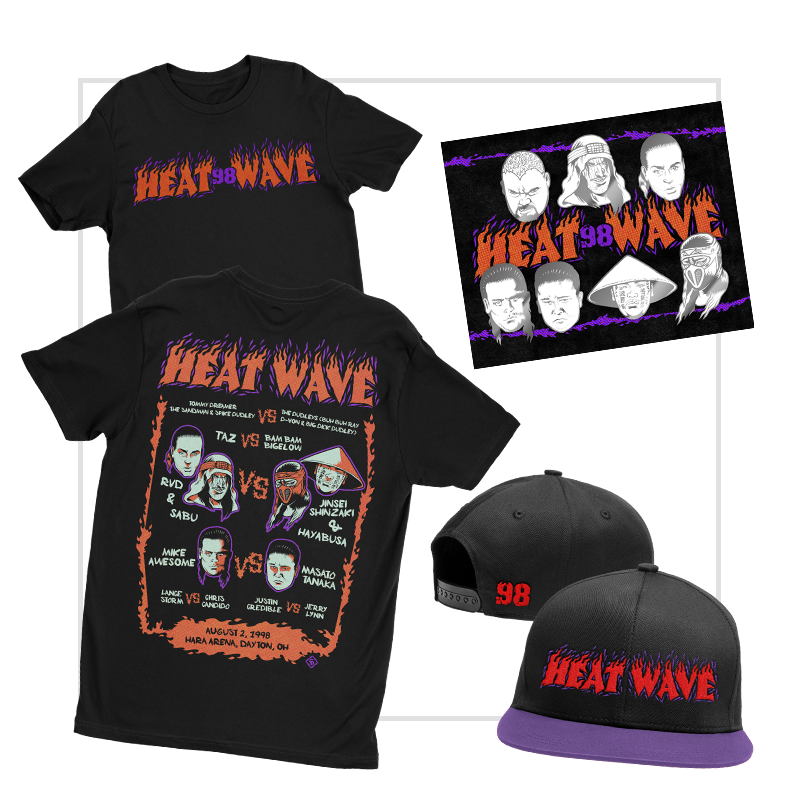 Heat Wave 98' Event Package