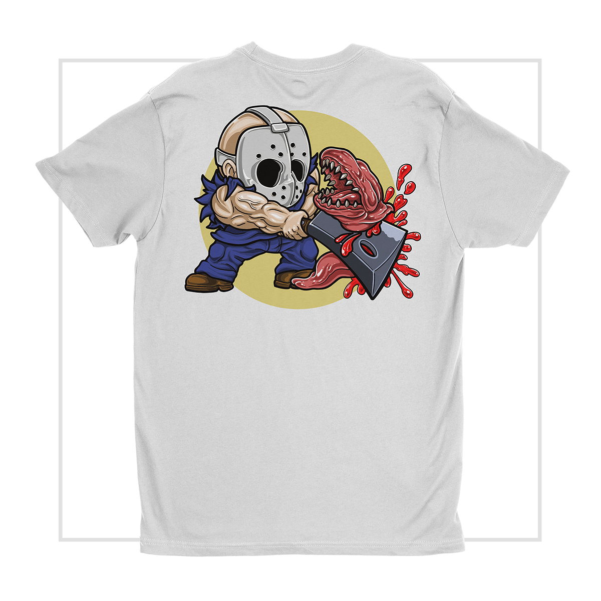 Splatterhouse Rick Shortsleeve