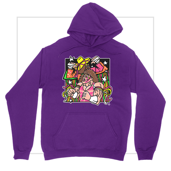 Summer of 92' Pullover Hooded Sweatshirt