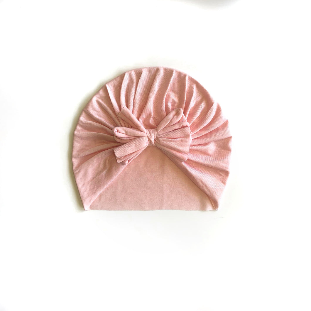 Ballet Pink Bow
