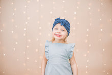 Load image into Gallery viewer, Navy Blue Bow