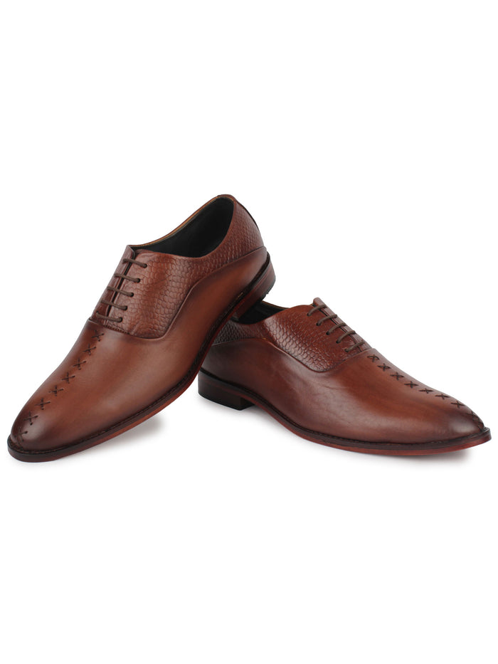 Men's Oxfords X Design - Brown