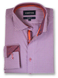 french lavender shirt image flat