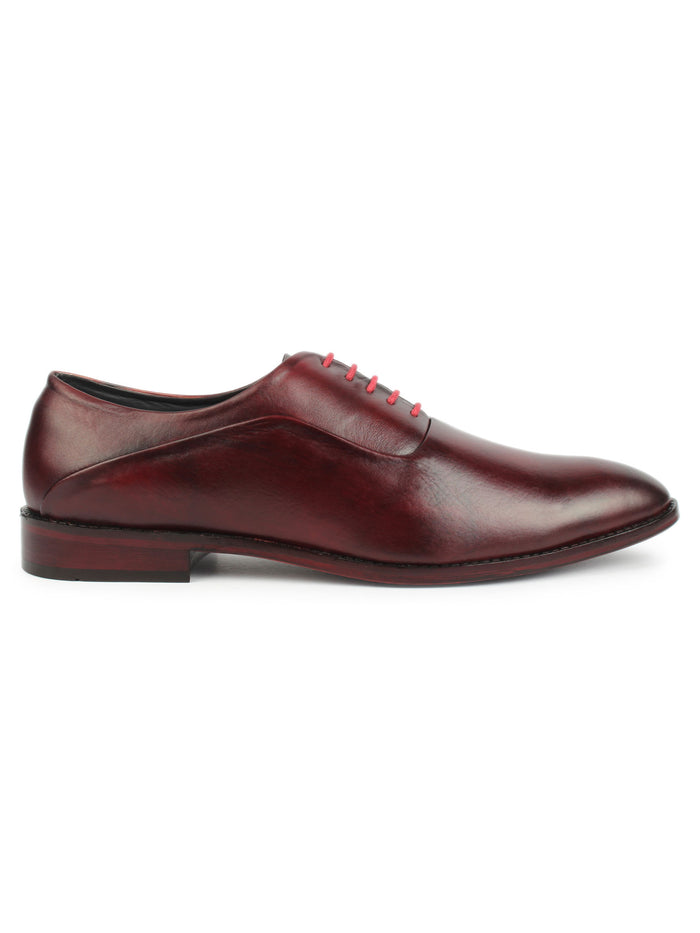 Men's Oxfords - Oxblood