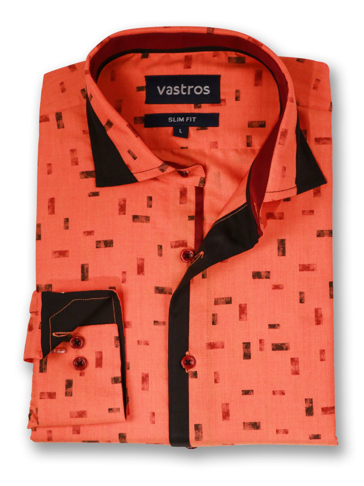 new orange shirt image flat