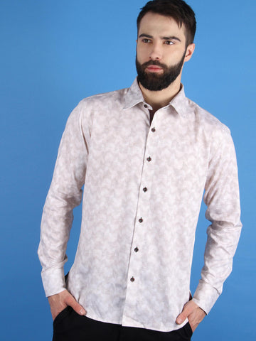 zen garden shirt model image