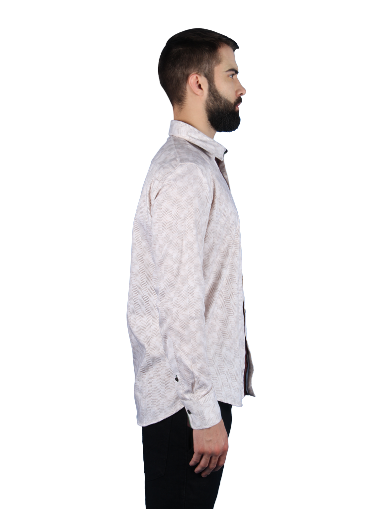 zen garden shirt fit right side image