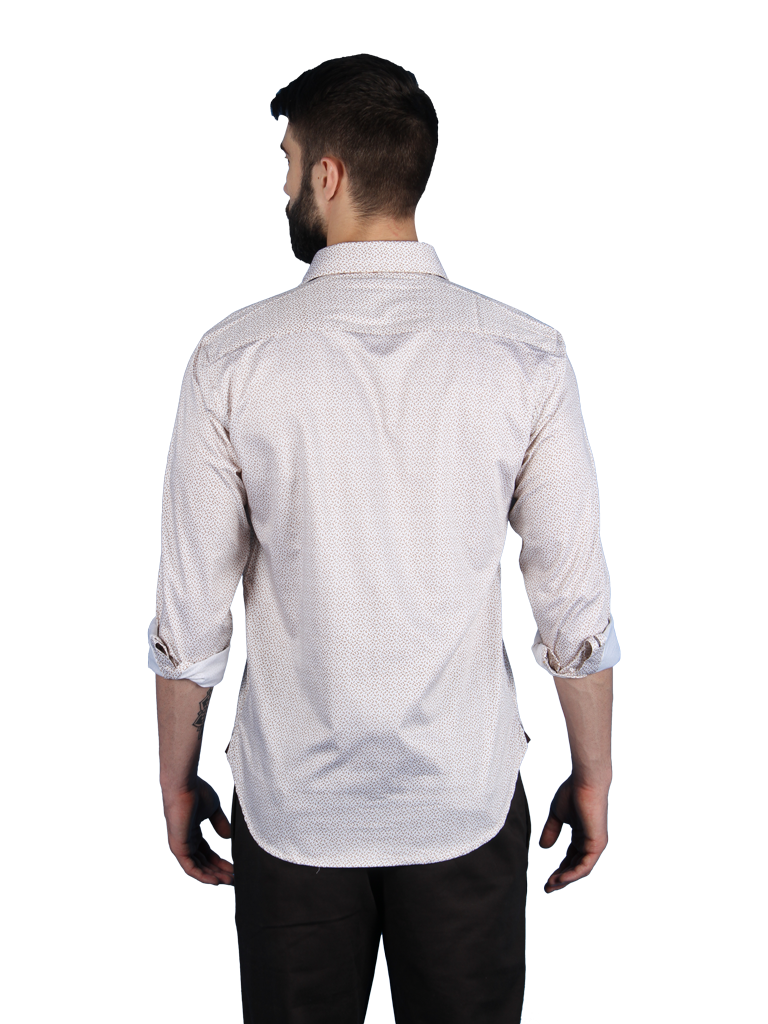 terra firma shirt fit back image