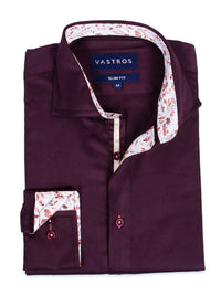 grape vine shirt folded image