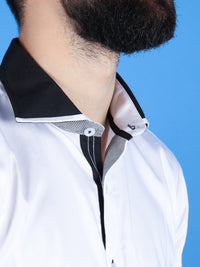 nouveau tux shirt model collar image