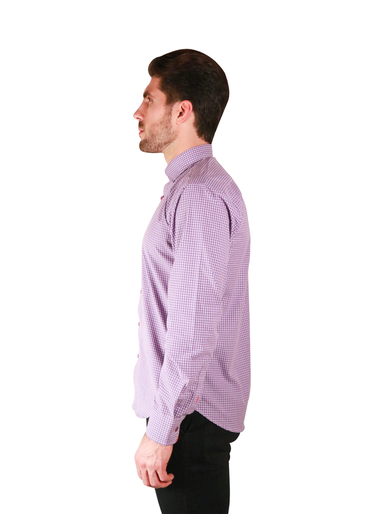 french lavender shirt fit left image