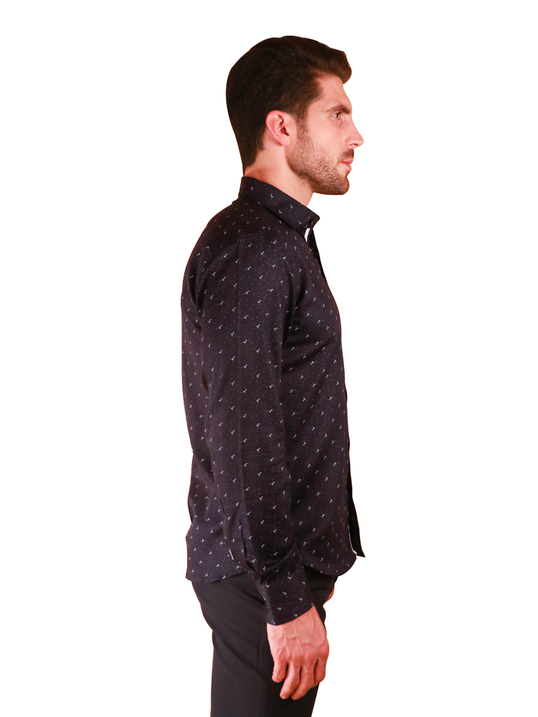 dark crossway shirt fit right image