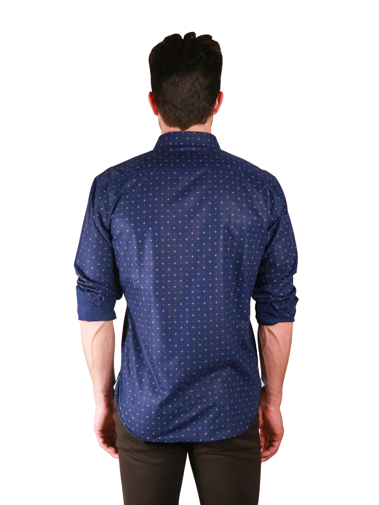 shining star shirt fit back image