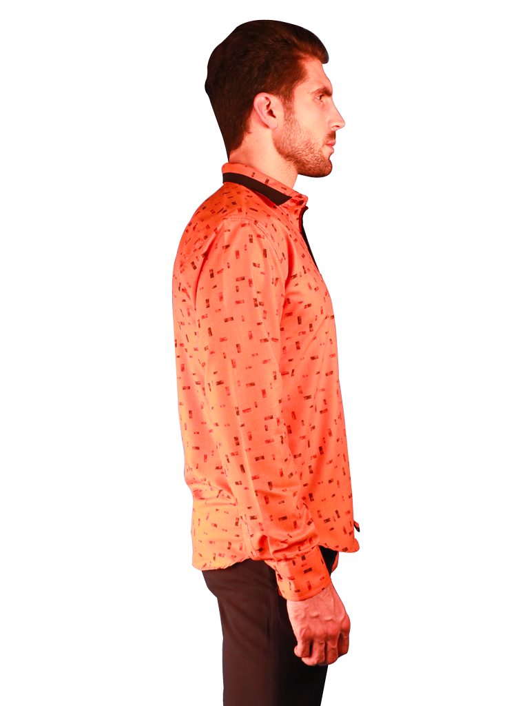 new orange shirt fit right image