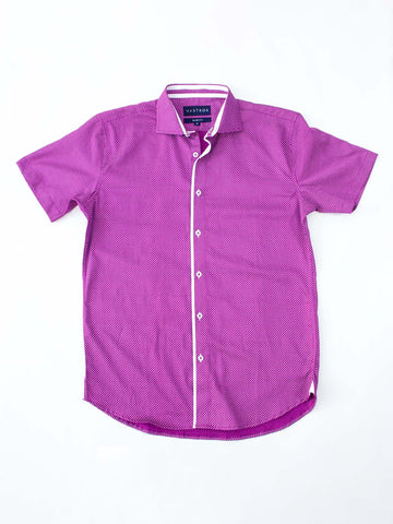 Plum Wine - Short Sleeved