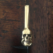 "The Skull ""La Calavera"" Belt Hook Keychain"