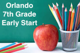 Orlando 7th Early Start *Deadline to order July 9*