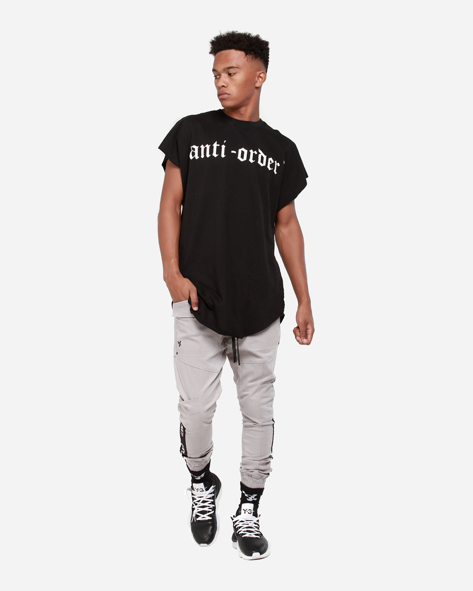 The Anti-Order Non Gothic Bat Sweat Black