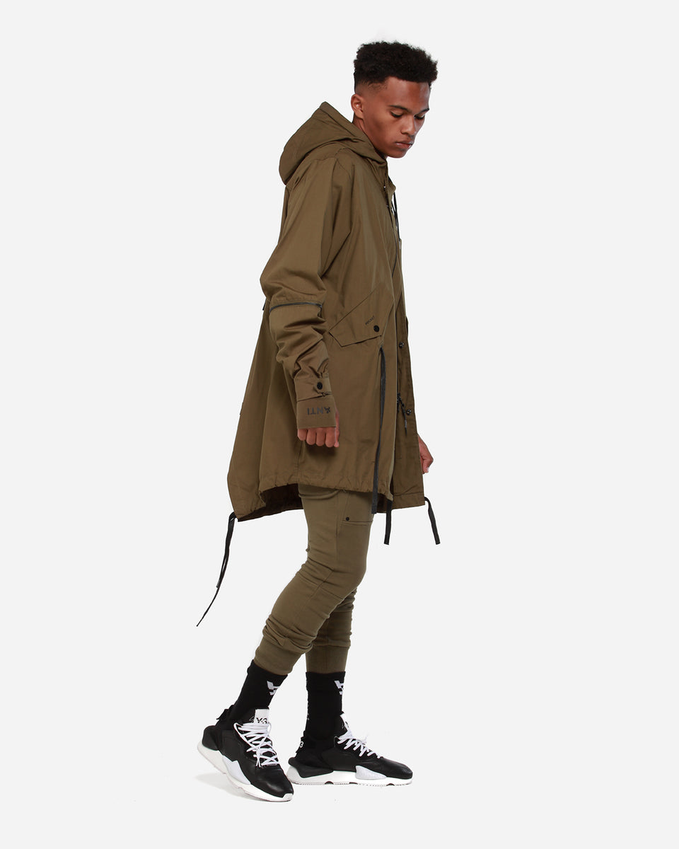 The Anti-Order U-God Jacket Army Green Parka