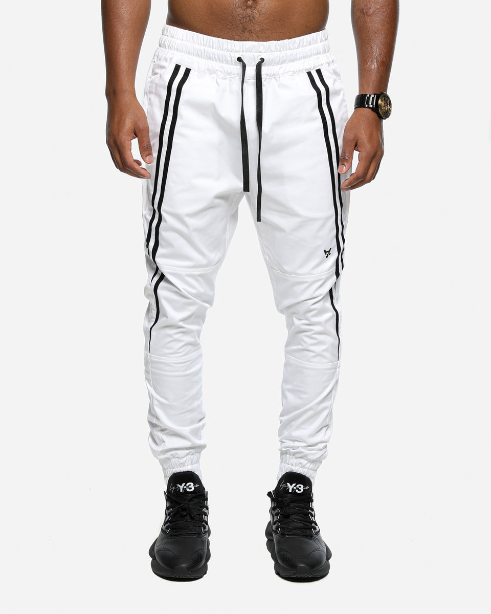 ANTI-SPORT COMPONENT PANT - White/Black