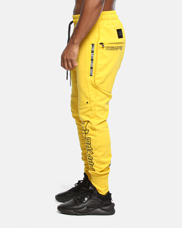 NON-PRIMARY JOGGER - Yellow