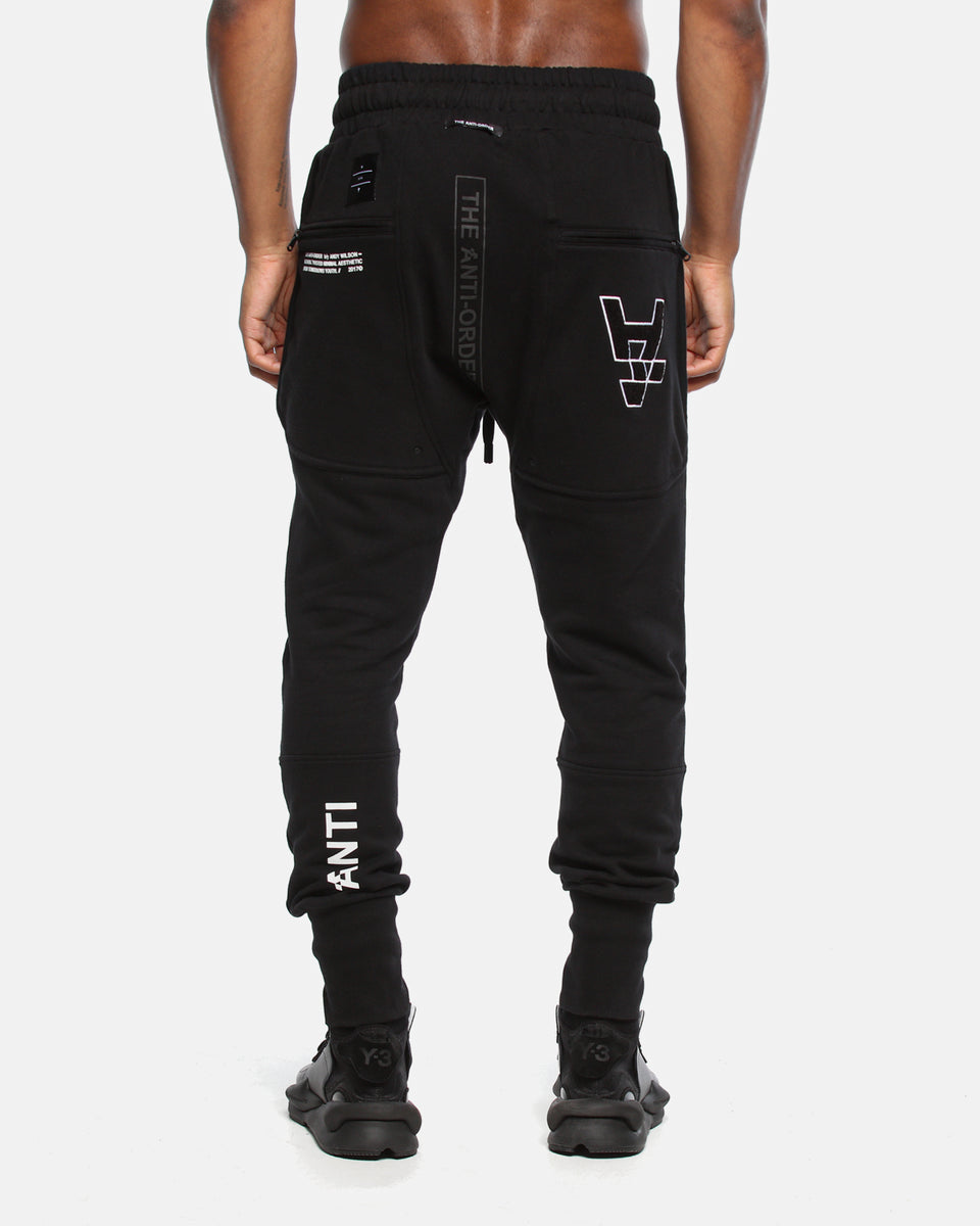 NON-PRIMARY JOGGER - Black