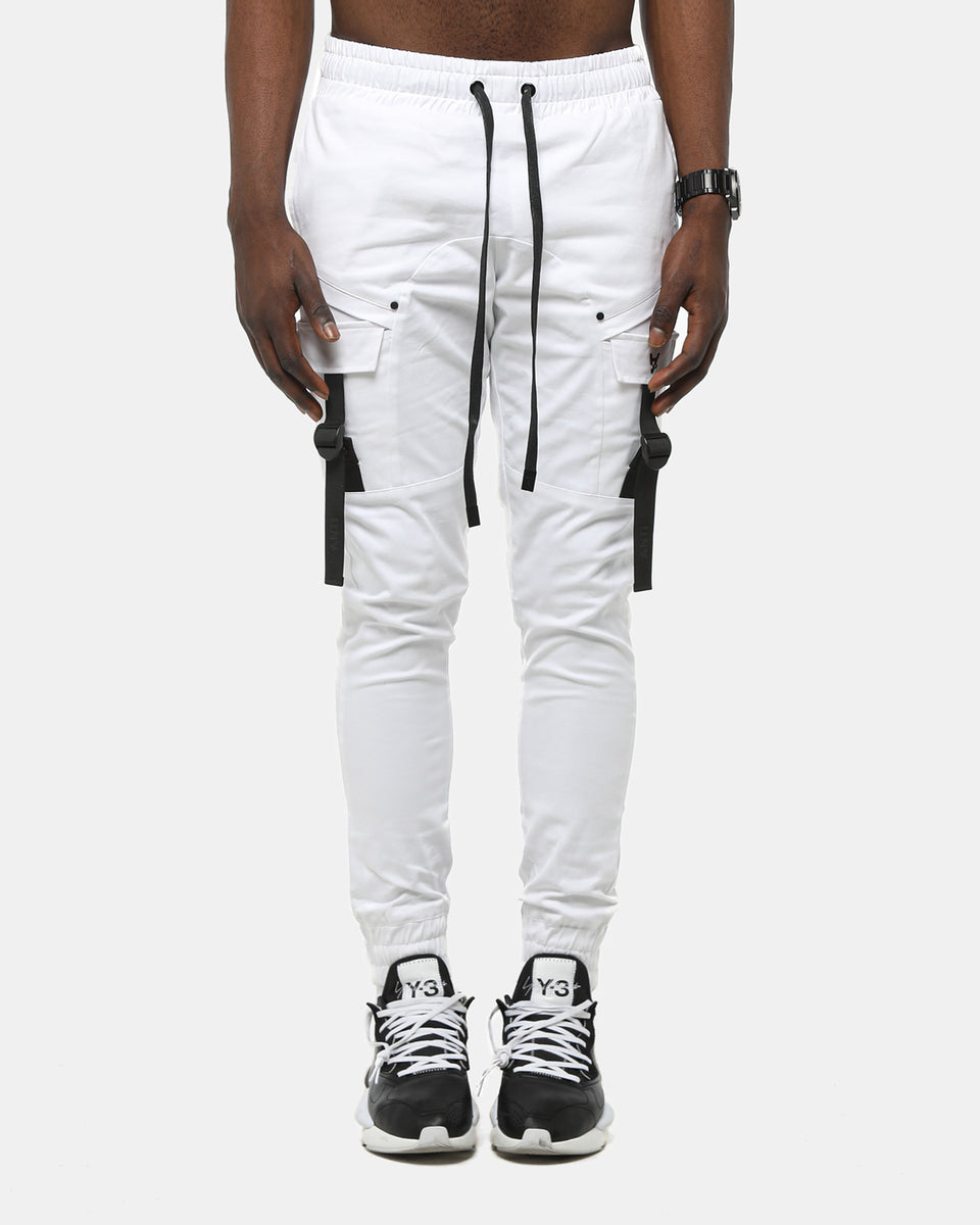 PARTITION X JOGGER - White/Black