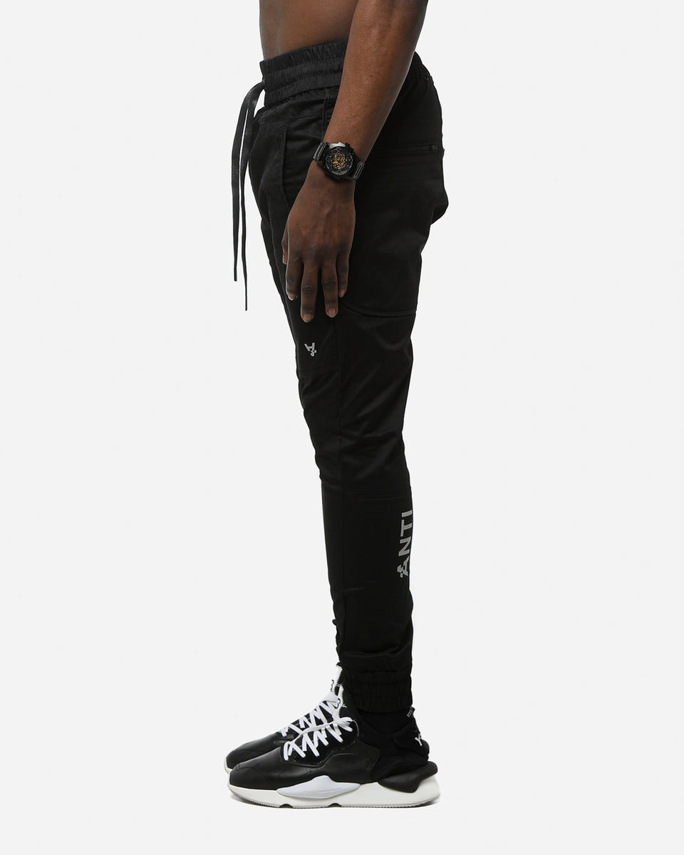 The Anti-Order Non Component Sneaker Pant Black/3M