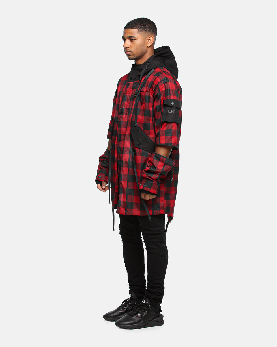 The Anti-Order God X Jacket Red/Black
