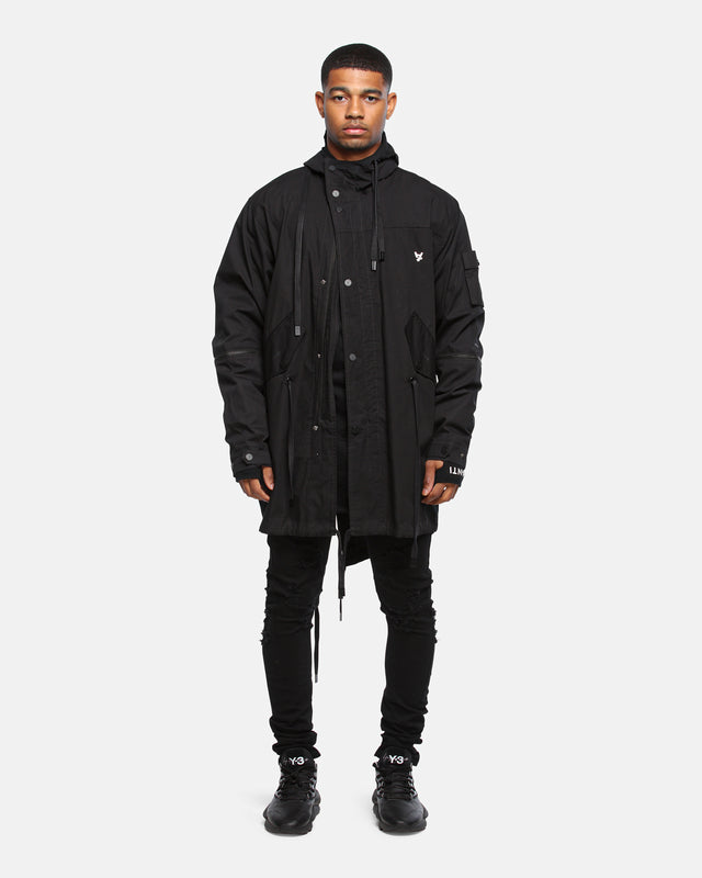 GOD JACKET - Black