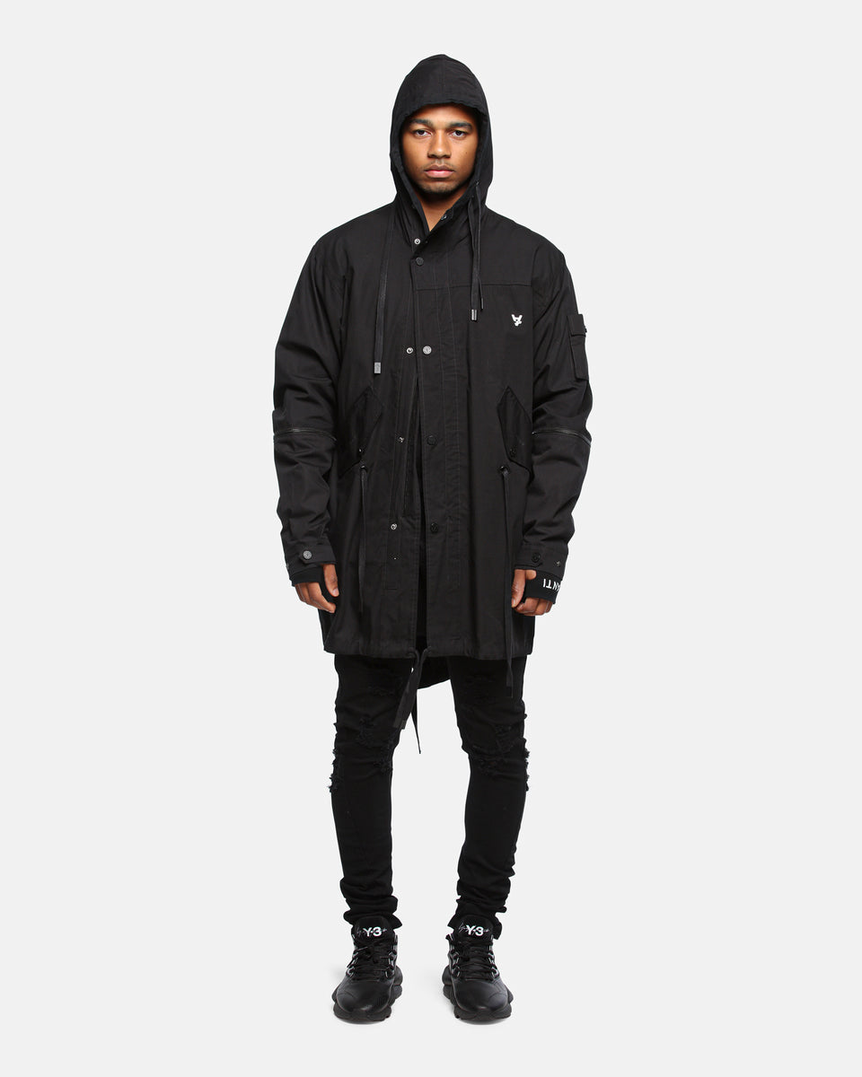 The Anti-Order God Jacket Black