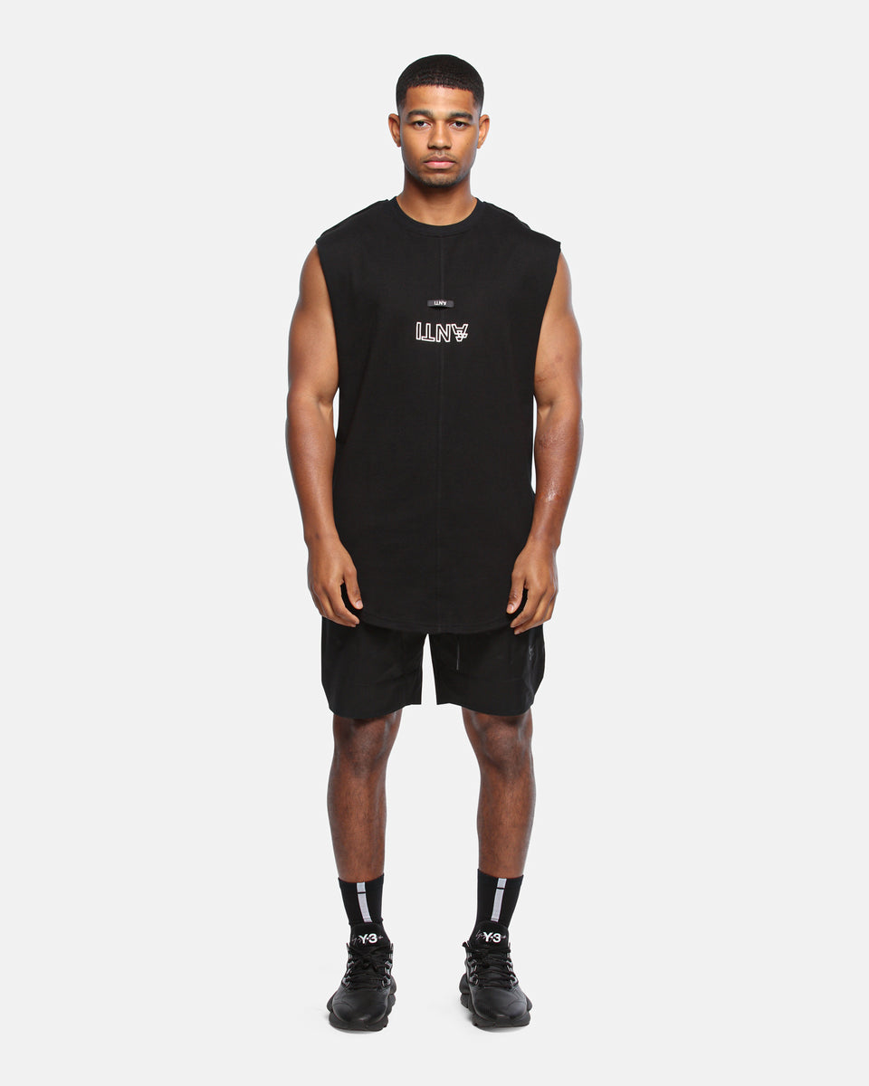The Anti-Order Neo-Basketball Short Black