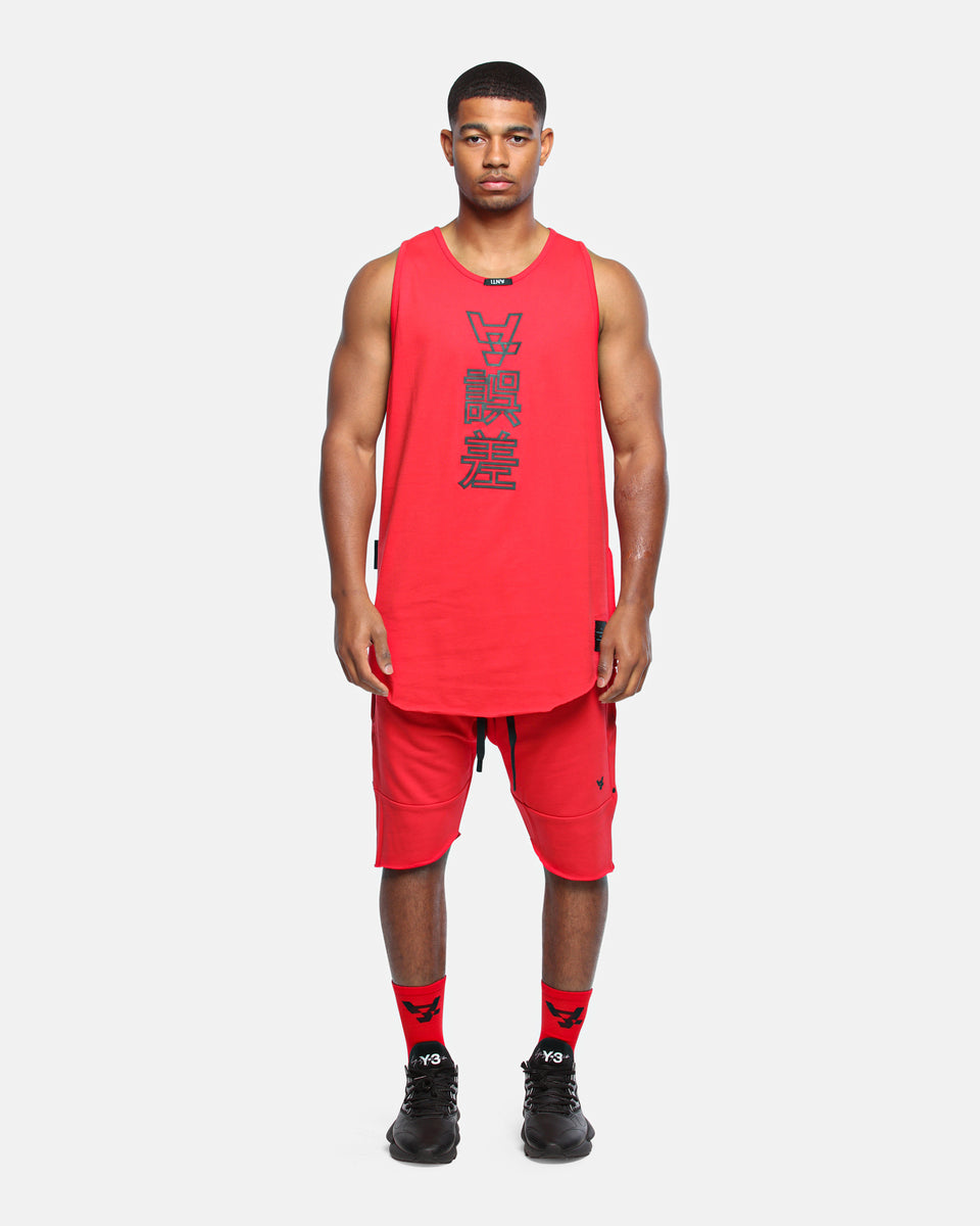 NON-PRIMARY SINGLET - Red