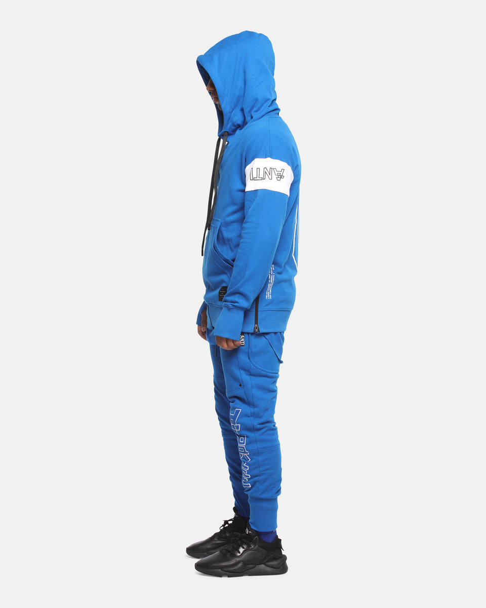 NON-PRIMARY HOODY - Royal