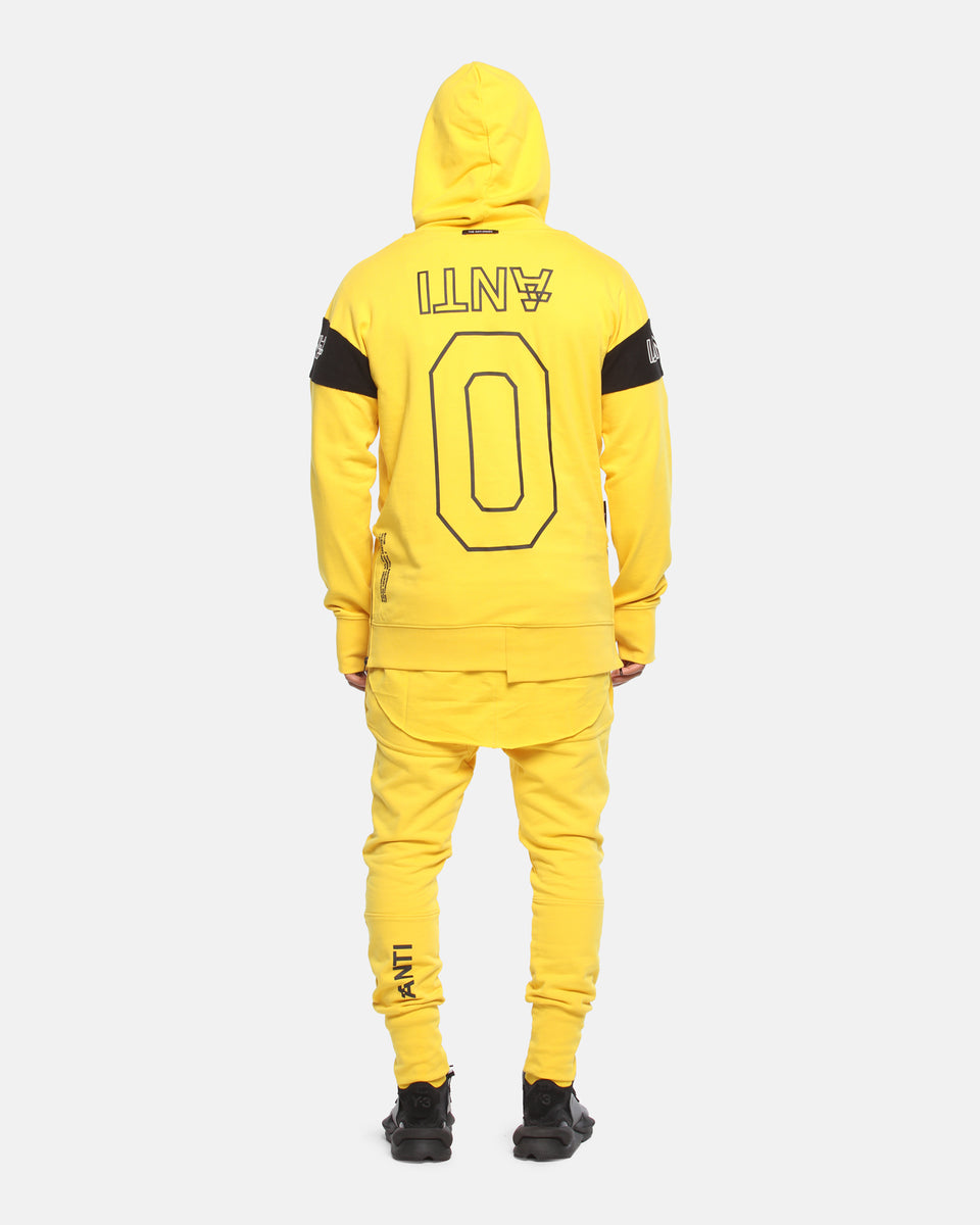 The Anti-Order Non-Primary Hoody Yellow
