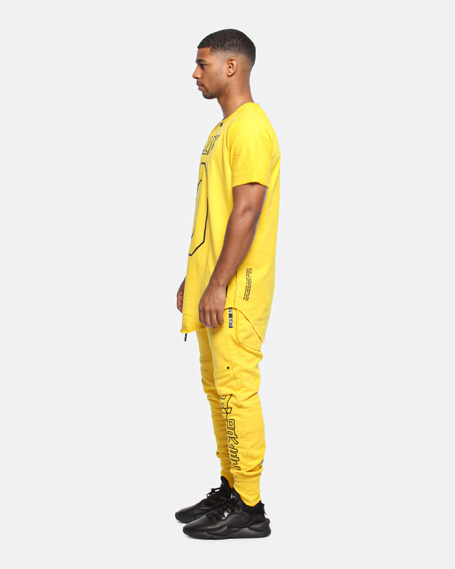 NON-PRIMARY REGULATION TEE - Yellow