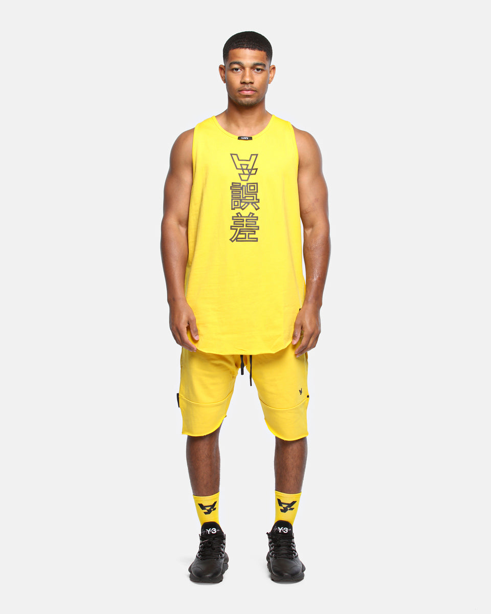 NON-PRIMARY SINGLET - Yellow