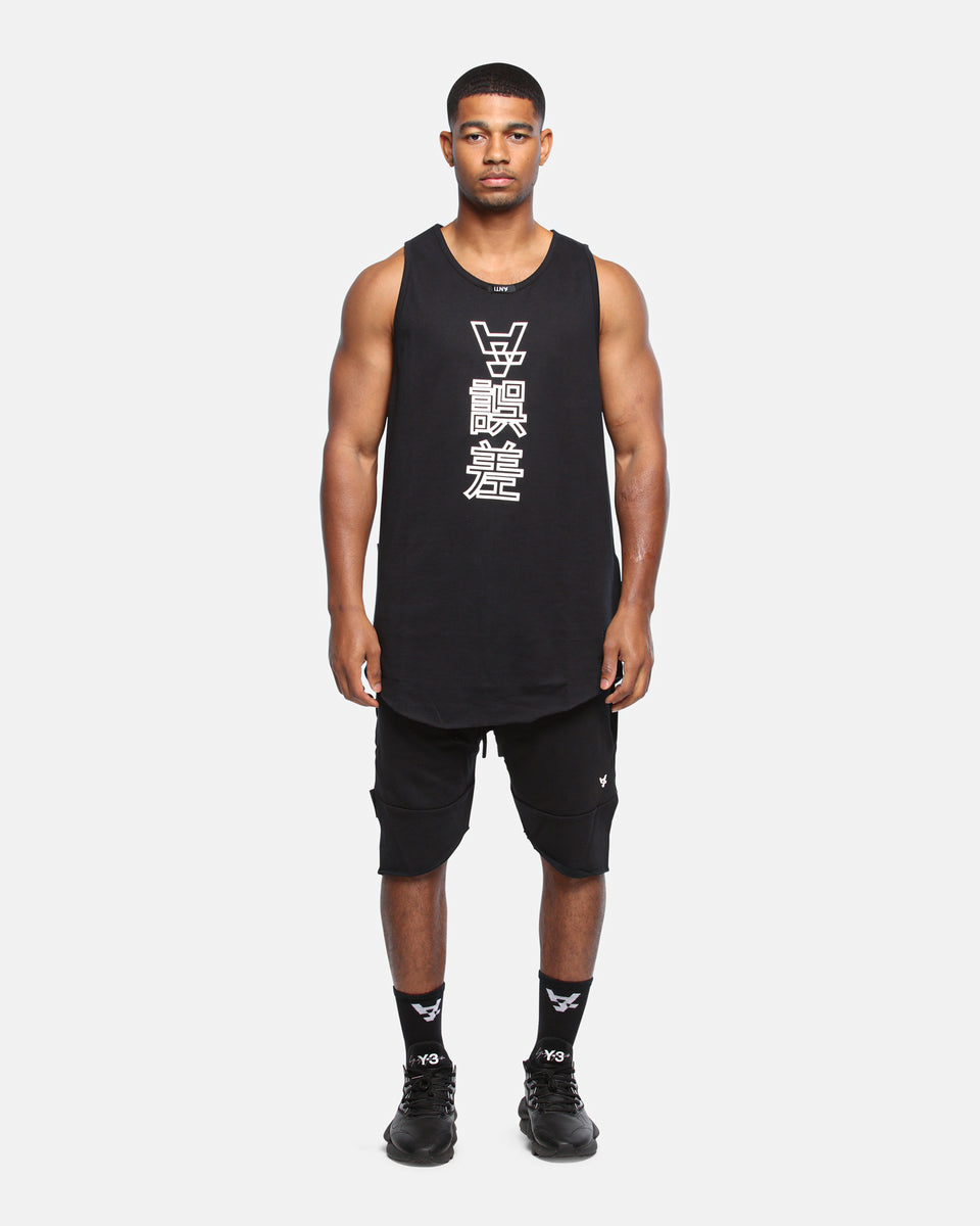 NON-PRIMARY SINGLET - Black