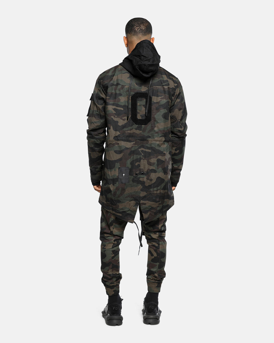 The Anti-Order God X Jacket Camo